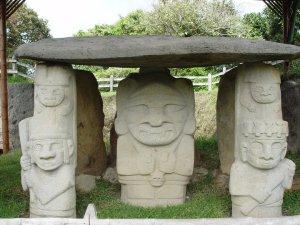 Parque Arqueologico San Agustín