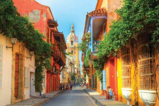 Cartagena de Indias: the gem of the Caribbean