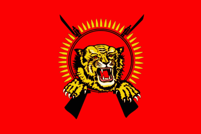 The Tamil Tigers - TIME